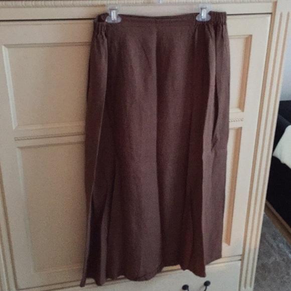 c75612e6fd Flax Dresses   Skirts - Flax linen skirt